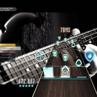 Гитара PS4 (Guitar hero live)